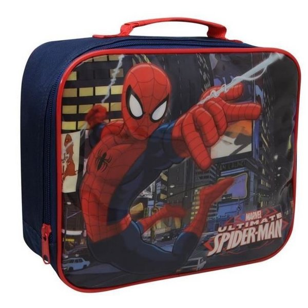 TROUSSE ISOTHERME SPIDERMAN