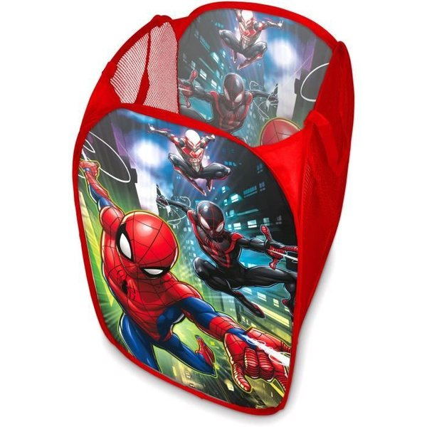PANIERE A LINGE SPIDERMAN