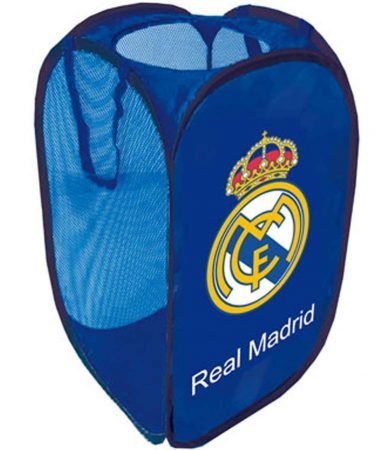 PANIERE A LINGE REAL MADRID