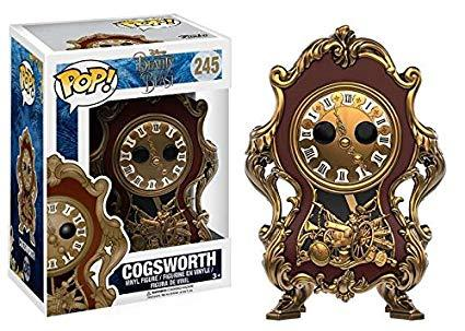 FIGURINE POP COGSWORTH (LA BELLE ET LA BETE) N°245