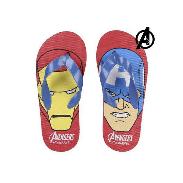 TONGS AVENGERS IRON MAN & CAPTAIN AMERICA
