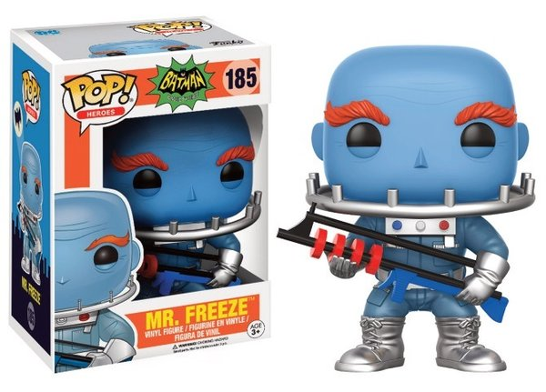 FIGURINE POP FREEZE (BATMAN) N°185