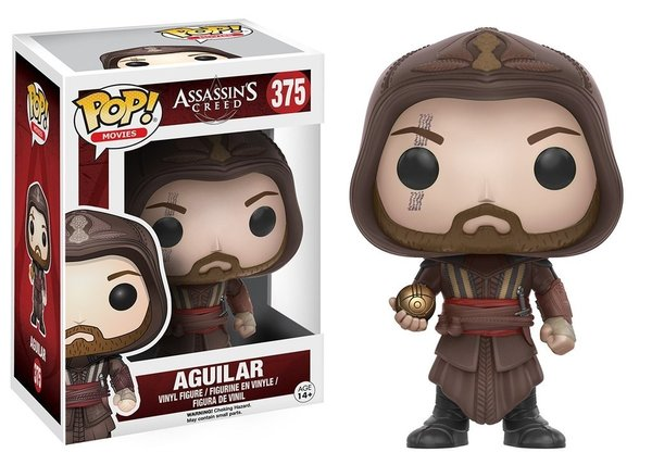 FIGURINE POP AGUILAR (ASASSINS CREED) N°375