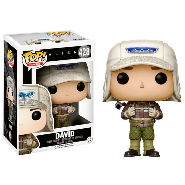 FIGURINE POP DAVID ( ALIEN ) N° 428